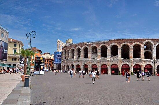 Arena di Verona by Martina Fagan