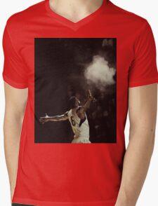 Lebron James Mens V-Neck T-Shirt