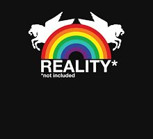 Reality Not Included (Dark) Unisex T-Shirt