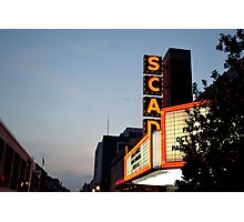 SCAD Theater  Photographic Print