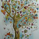 The Love Tree by Amanda Gazidis