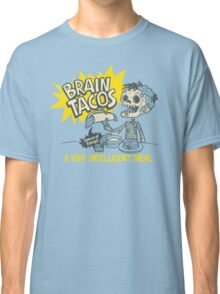 Brain Tacos Classic T-Shirt