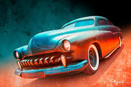 Blacktop Vampire by flyrod