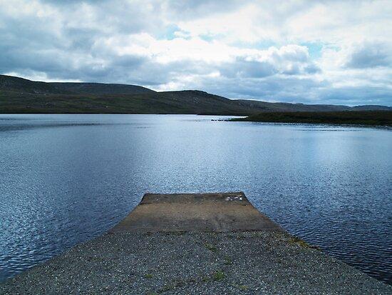 Lough Barra by WatscapePhoto