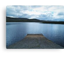 Lough Barra Canvas Print