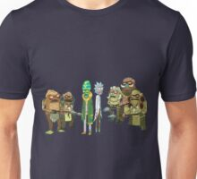 Tree people and Rick Unisex T-Shirt