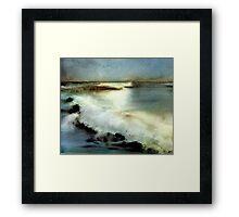 sea Framed Print