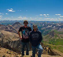Mt. Sneffels - 14,150 ft. by Roschetzky