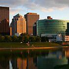 Dayton at Sunset by Christopher Herrfurth