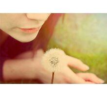 Wish II Photographic Print