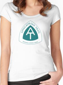 Appalachian National Scenic Trail Women's Fitted Scoop T-Shirt