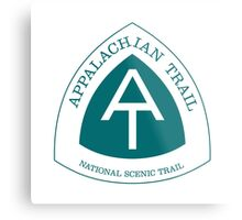 Appalachian National Scenic Trail Metal Print