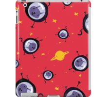 Ugly Space Cats iPad Case/Skin