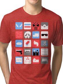 The 90s Tri-blend T-Shirt