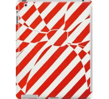 White and Red bow iPad Case/Skin