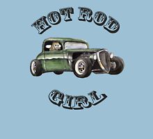 Hot Rod Girl Tee Unisex T-Shirt