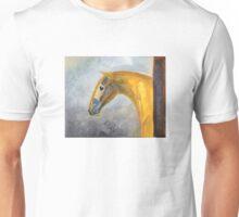 Golden Horse Unisex T-Shirt