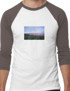 Southwest Mountain Corn Men's Baseball ¾ T-Shirt