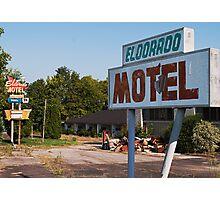 Seeking El Dorado Photographic Print