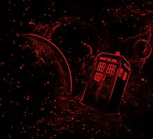 TARDIS - Lost in space by Presumably