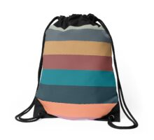 color stripes in colorful pastel on Drawstring Bags by pASob-dESIGN | Redbubble