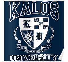 Kalos University Poster