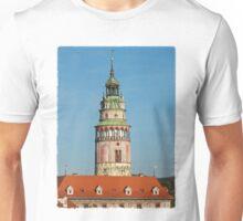 Cesky Krumlov Castle Unisex T-Shirt