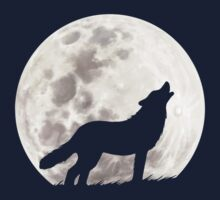 Howling Wolf Kids Clothes