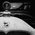 Buick in Black & White  by rmcbuckeye