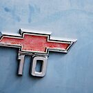 Chevy in Red by rmcbuckeye