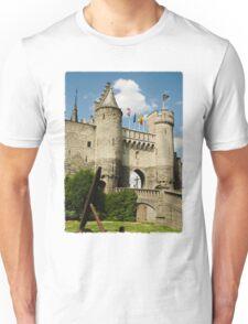 Het Steen Castle Unisex T-Shirt