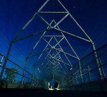 Moonlit Prospective by Jeff Harris
