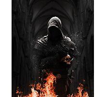 Dark Knight Photographic Print