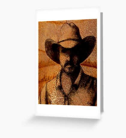 Too Long In Texas Greeting Card