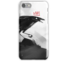 The Crow King II iPhone Case/Skin