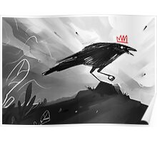 The Crow King II Poster