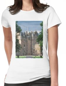 Glamis Castle Womens Fitted T-Shirt