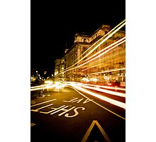 Shift Ave Photographic Print