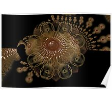Jelly Spirograph 1 Poster
