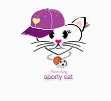 HeartKitty Sporty Cat Women's Tank Top