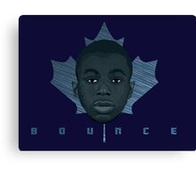 Andrew Wiggins - Bounce Canvas Print
