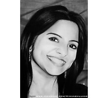 Winnie [ Ashwini Mohan ] *Boiee ♥ Photographic Print