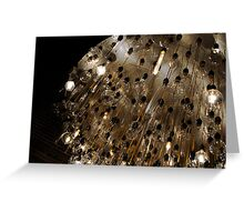 Light Instillation  Greeting Card