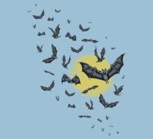 Bat Swarm (Shirt) Baby Tee