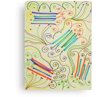 """""""Antennae"""" Canvas Print"""