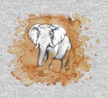 Elephant One Piece - Long Sleeve