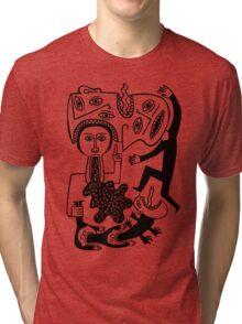 A  diagram for success Tri-blend T-Shirt