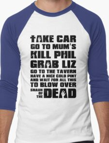 Shaun of the Dead To Do List T-Shirt