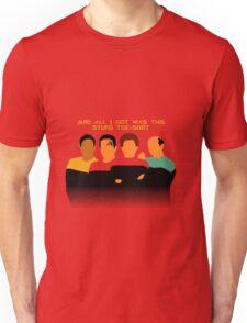 Voyages in the Delta Quadrant Unisex T-Shirt