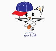 HeartKity Sport Cat Unisex T-Shirt